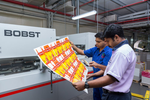 Manufacturing – Majan Printing and Packaging Company LLC